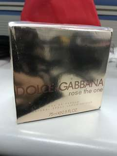 Dolce and Gabanna Perfume