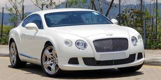 BENTLEY CONTINENTAL GT W12 2012
