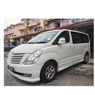 Hyundai grand royale starex