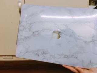 mac大理石紋電腦殼