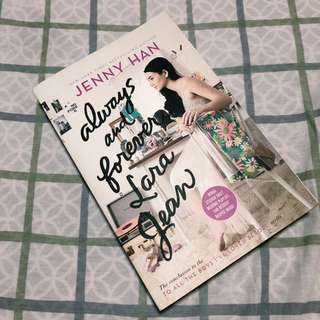 Always and Forever by Jenny Han Book