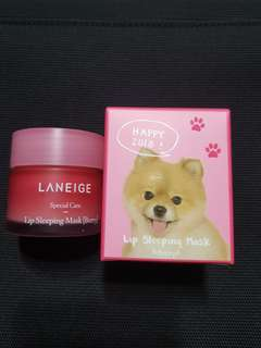 New Sealed 20g Laneige Lip Sleeping Mask Berry