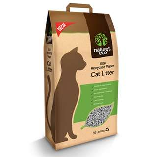 Nature's Eco Cat/ Small Animal Litter