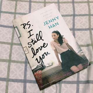 PS I Still Love You by Jenny Han Book