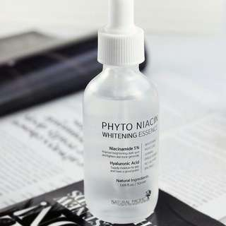 (FREE ONGKIR*) Natural Pacific Phyto Niacin Whitening Essence (share size)