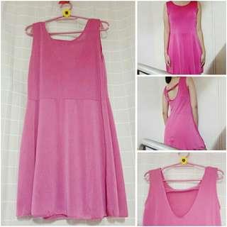 PINK DRESS!!!