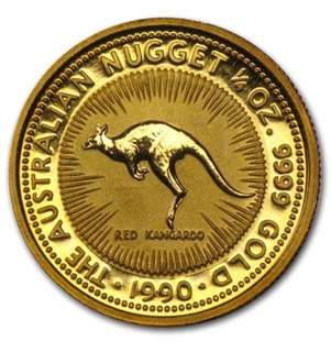 (1/4 Ounce Australia Gold Coin - Gold 999)