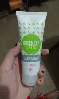 [Preloved] EMINA Green Tea Latte Face Mask