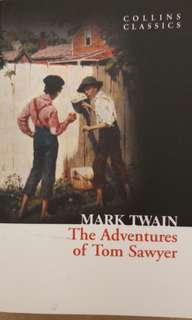 Collins Classics - The Adventures of Tom Sawyer