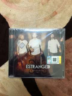 CD Estranged Band