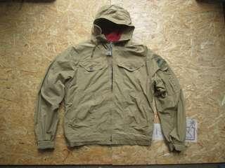 Jaket parka army fashion