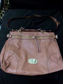 Mulberry two-way bag