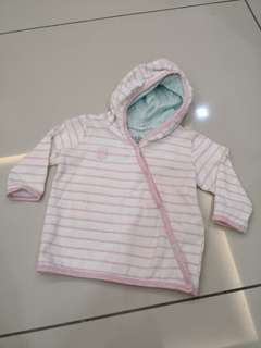 Cotton On Baby Hooded Shirt (3-6m)