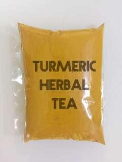 Natural Turmeric Herbal Tea 100 grams