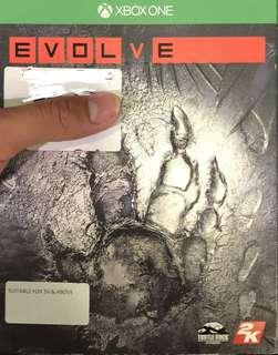 EVOLVE: Xbox One Game (BRAND NEW)