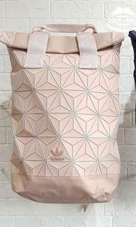 Adidas Issey Miyake Bag Backpack NEWEST DESIGN NUDE PINK