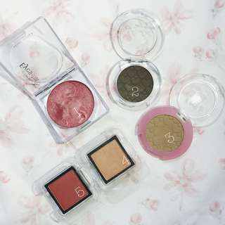 Etude house 單色眼影 珐瑯瓷 BE101 Br402 BR412 solone 眼影 55 48