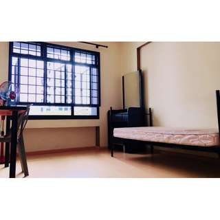 Nice Common bedroom for Rent (Jurong)