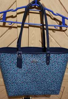 Reversible Coach Bag
