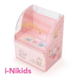 🇯🇵日本直送 - 原裝日版 Sanrio - Cheery Chums 膠櫃桶