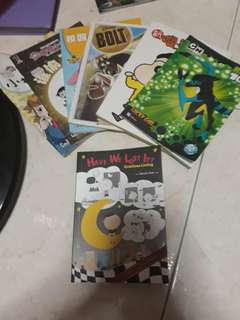 Comics&books