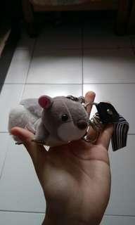 Cute Squirrel Keyholder 🐿 🗝