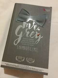Novel-MR GREY