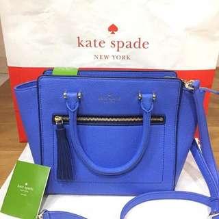 Kate Spade Small Allyn Chester Street Colour Blue