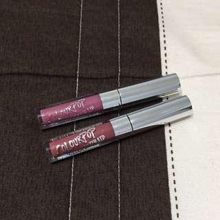 Colourpop ultra stain lip dopey/frick n'frack