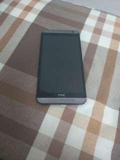HTC e9雙卡機 黑色16g