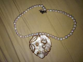 Authentic Freshwater Pearl Necklace