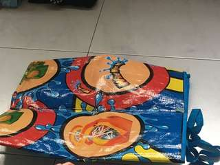 Blue picnic mat or baby mat waterproof high quality foldable