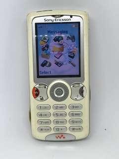 Sony Ericsson W810-i