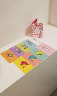 MCM x Eddie Kang Post Card