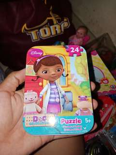 Disney Junior Doc McStuffins Puzzle 24ct