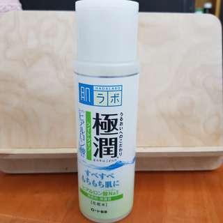 肌研極潤清爽型化妝水