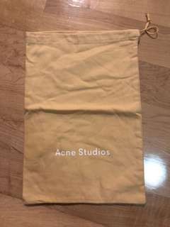 acne studios Dust Bag