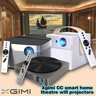 💖READY STOCK💖[Xgimi CC]2017 Best xgimi CC smart home theatre wifi projectors - Export set