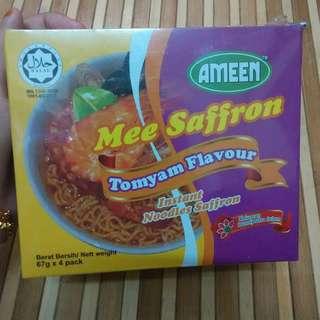 Mee Saffron Ameen Kari/Tomyam(Set of 4)