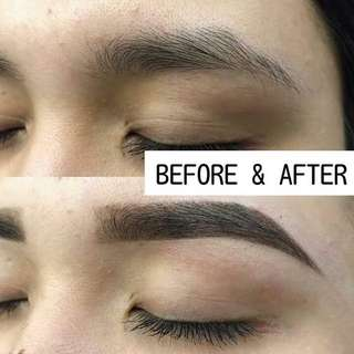BEAUTY PACKAGE! Lash Lift and Eyebrow Henna/Tinting