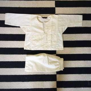 Baju Melayu SB Line