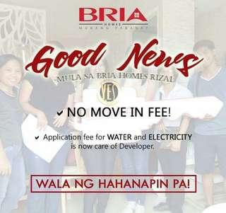 Bria Homes (Teresa & Baras Rizal)