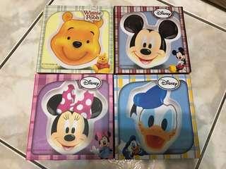 迪士尼造型瓷盤