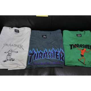 Thrasher Dope Anti Social Social Club Tee