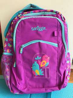 Smiggle Bag (almost new condition)
