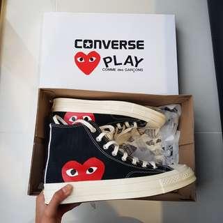CDG x Converse Chuck Taylor