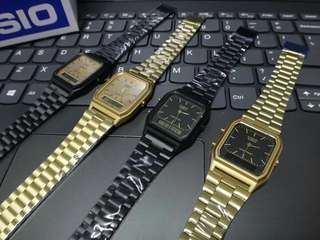 Casio CASIO AQ230  OEM YUNG QUALITY/SIZE/FUNCTION SAME TO ORIGINAL!!! NOT CLASS-A NOT REPLICA OEM/Original Equipment Manufacturer (SAME MATERIALS USE SA ORIG BUT IBA YUNG MANUFACTURER KAYA ORIGINAL COPY ) COMPLETE PACKAGE Php.1000