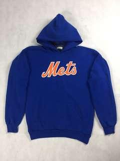 USA vintage-美國古著 美國Mets 帽 T