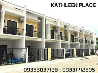 Townhouse For Sale near Sm Novaliches