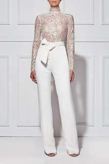 Misha Collection Allegra Pantsuit BNWT